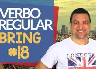 verbo irregular bring
