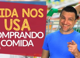 buy food - vida nos eua