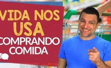buy food - vida nos eua