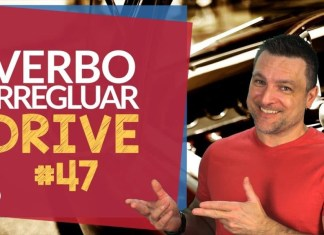 verbo irregular drive