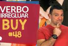 verbo irregular buy