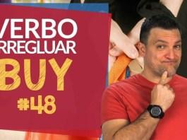 verbo irregular buy