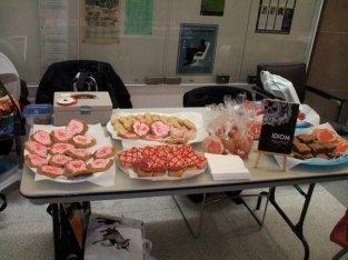 IDIOM Bake Sale