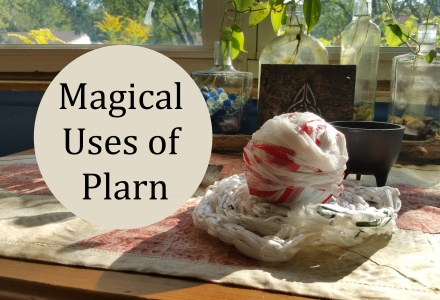 Plarn: It's Crafting and Magical Uses