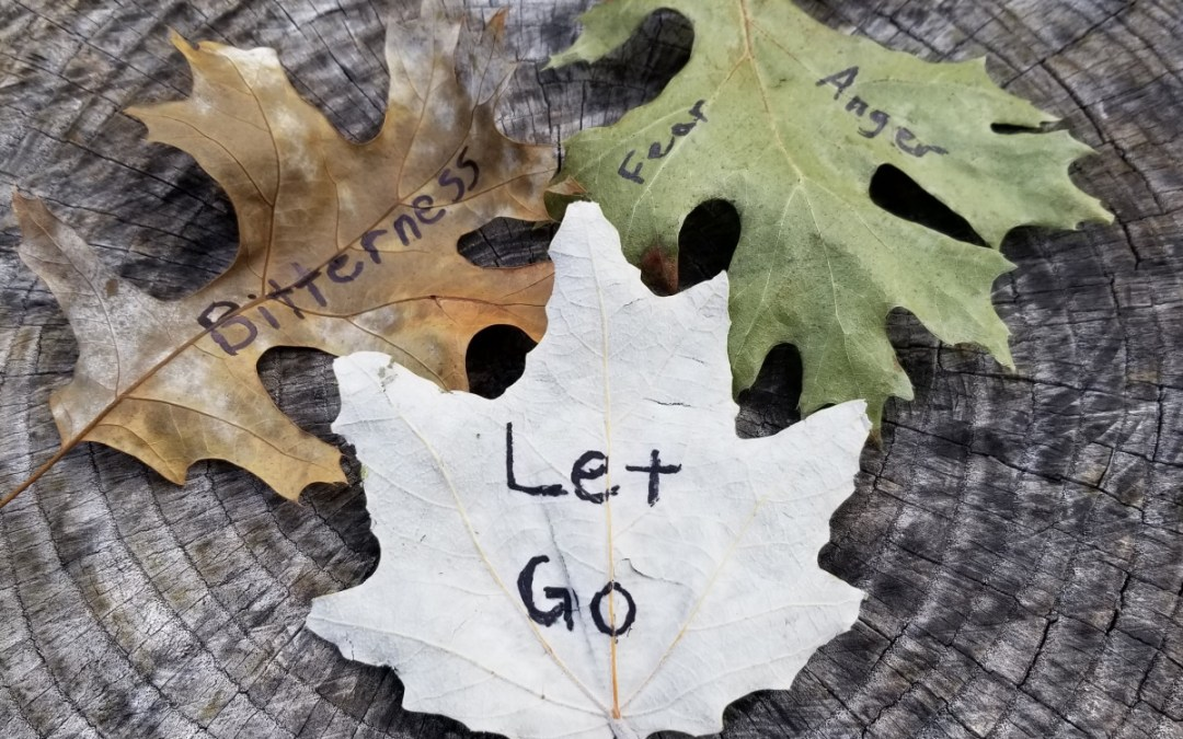 Autumn is for Letting Go