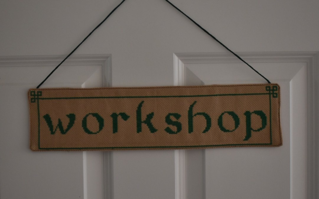 Moving on Up: Relocating my Workshop Header Image
