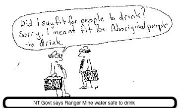 Ranger water