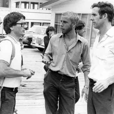Chris Harris, Dick Smith and Bob Brown Strahan1982 (unknown)