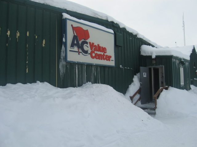 Alaska Commercial grocery