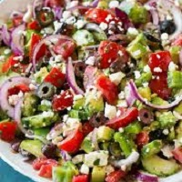 Elsie's Greek Salad