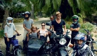 Η ομορφότερη οικογένεια του Χόλιγουντ σε μια μοναδική φωτογράφηση για τη Vogue