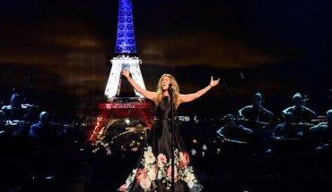 Η Celine Dion τραγουδά Piaf για τα θύματα του τρόμου στο Παρίσι (video, εικόνες)