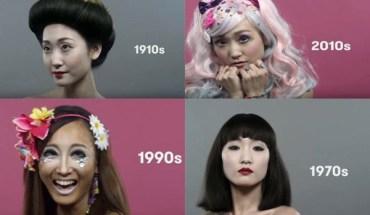 100 χρόνια ομορφιάς