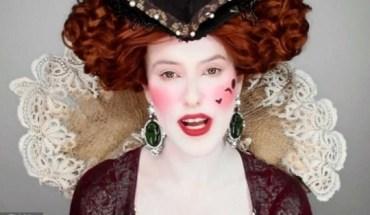 Η ιστορία του μακιγιάζ σε ένα βίντεο