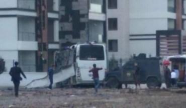 Tρομοκρατικό χτύπημα στην Τουρκία - Δεκάδες τραυματίες και 6 νεκροί