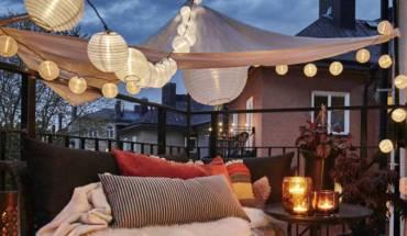 20 ιδέες για να διακοσμήσετε το μπαλκόνι