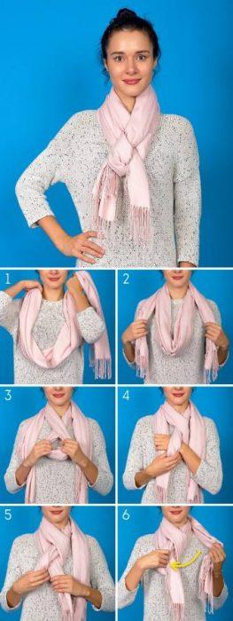 8 Κομψοί Τρόποι για να Πετύχετε την Τέλεια Φθινοπωρινή Εμφάνιση φορώντας το Αγαπημένο σας Φουλάρι! 6