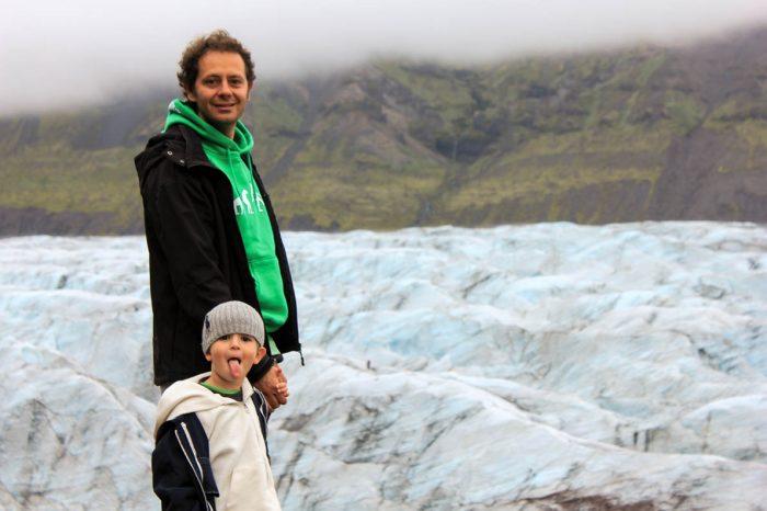 O περήφανος Έλληνας μπαμπάς που θέλει να γυρίσει όλο τον κόσμο με τον γιο του. 2