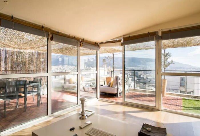 Όλοι λατρεύουν αυτό το μόλις 25 τ.μ. διαμέρισμα στον Λυκαβηττό με θέα όλη την «Αθήνα πιάτο».