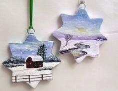 Ζύμη με κορν φλαουρ για τα ποιο όμορφα Χριστουγεννιάτικα στολίδια που φτιαξάτε ποτέ! 17