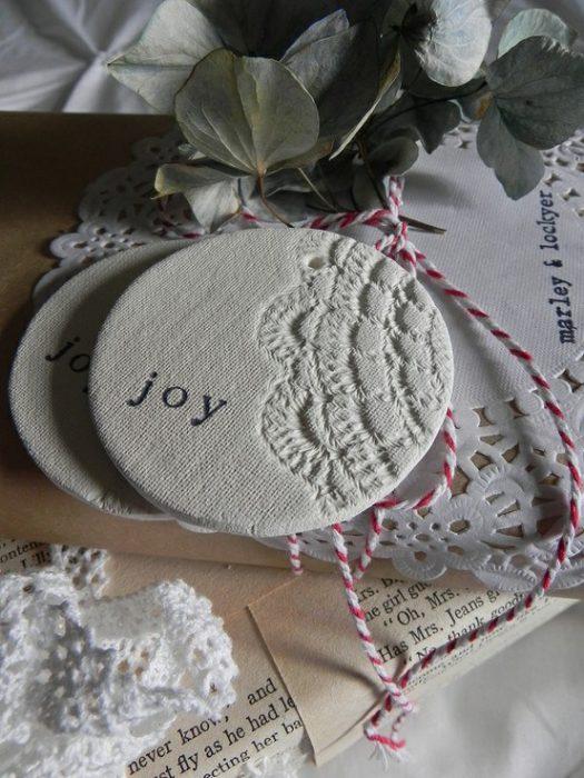 Ζύμη με κορν φλαουρ για τα ποιο όμορφα Χριστουγεννιάτικα στολίδια που φτιαξάτε ποτέ! 19