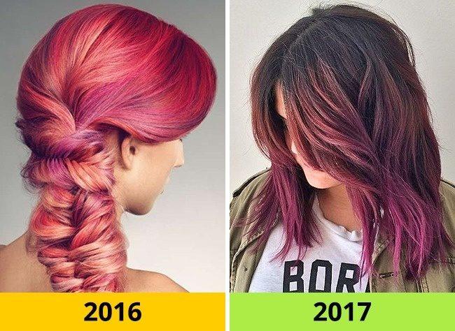 10 Τάσεις στα Μαλλιά και το Μακιγιάζ που ήταν Φέτος στη Μόδα αλλά το 2017 θα Θεωρούνται ξεπερασμένες. 9