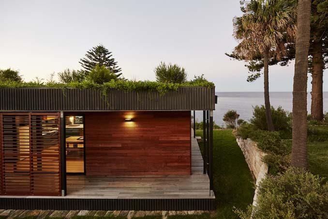 Αυτή η παραθαλάσσια «πράσινη» κατοικία κατασκευάστηκε σε 6 εβδομάδες 4