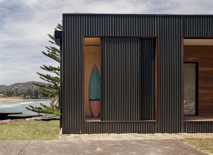 Αυτή η παραθαλάσσια «πράσινη» κατοικία κατασκευάστηκε σε 6 εβδομάδες 6
