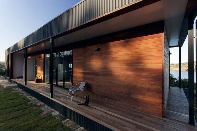 Αυτή η παραθαλάσσια «πράσινη» κατοικία κατασκευάστηκε σε 6 εβδομάδες 7