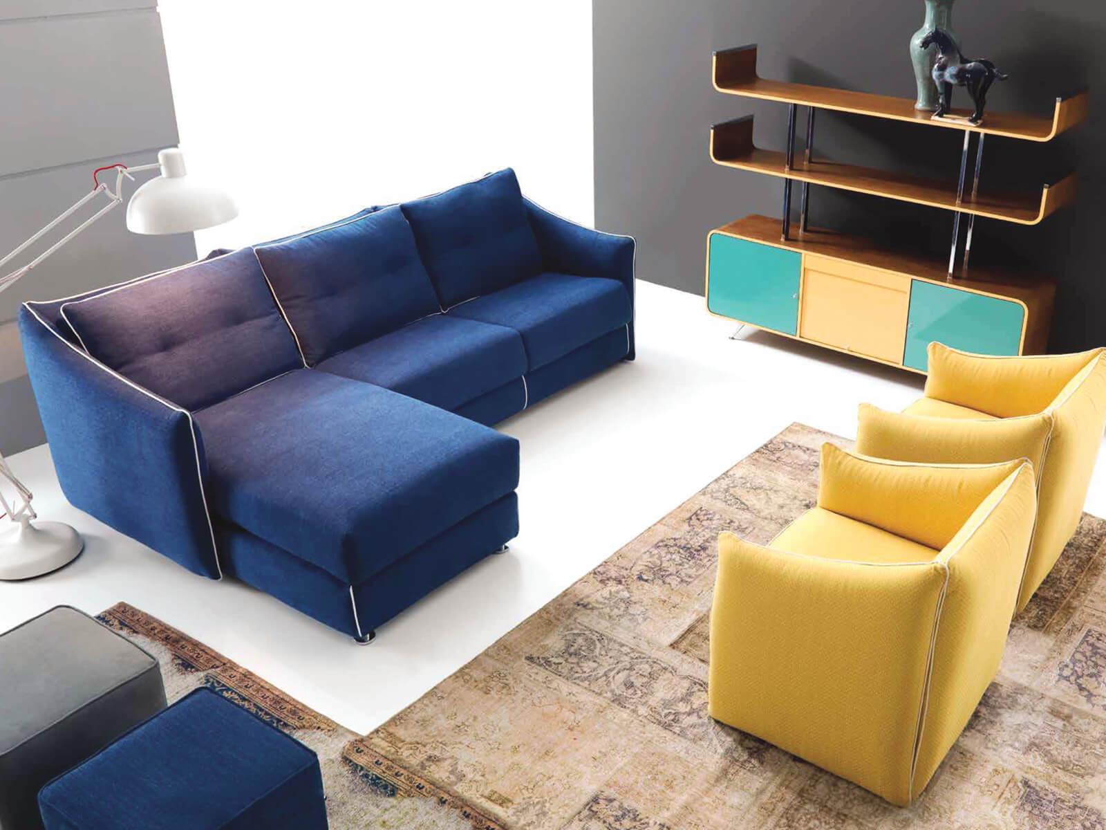 Prima di acquistare un divano per il proprio soggiorno è bene avere già in mente dove vorrete disporlo. Come Disporre Un Divano In Soggiorno Idivani Di Dolce Dormire Genova