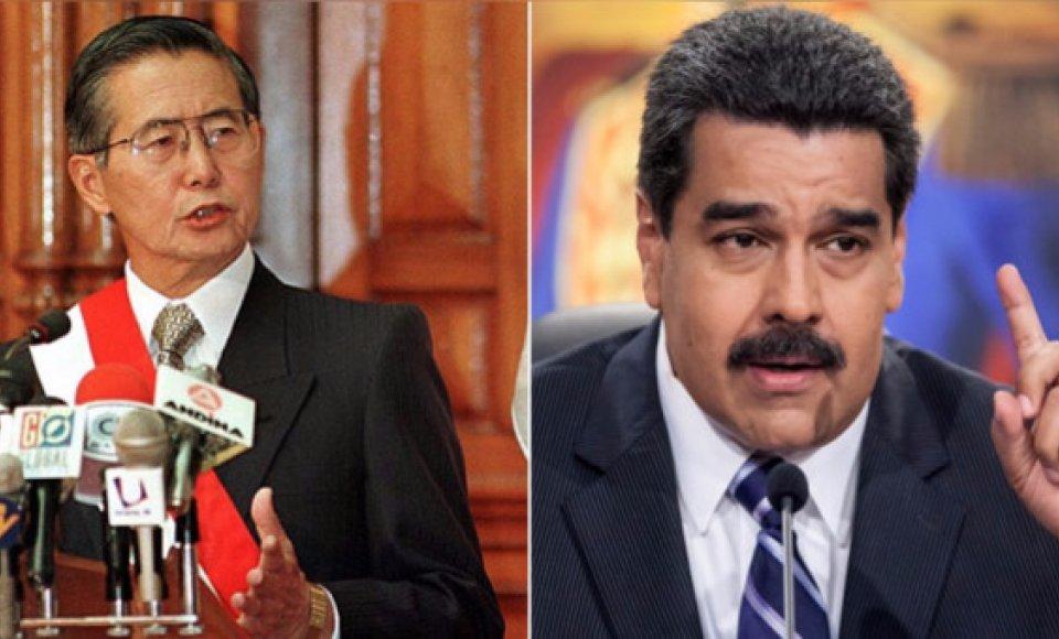 Fujimori Maduro