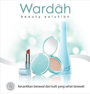 produk make up Wardah