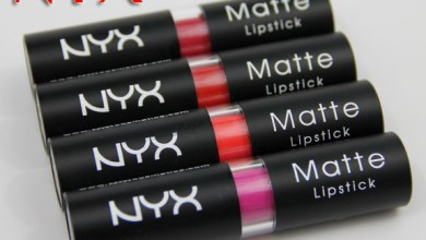 nyx lipstick mate review