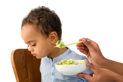 anak yang mengalami malnutrisi