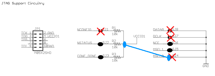 programming an altera cyclone ii fpga with a ft232rl usb