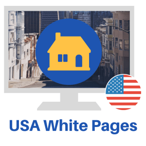 USA White Pages