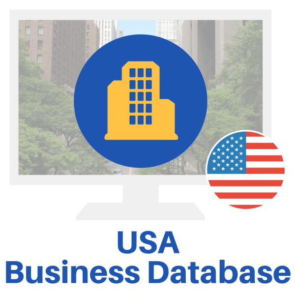 Create unlimited business lists with the USA Business Database. Use this database to make lists for your direct mail campaigns, and telemarketing.