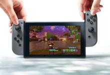 fortnite di switch