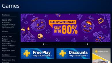 Photo of Discount Halloween untuk Playstation Store