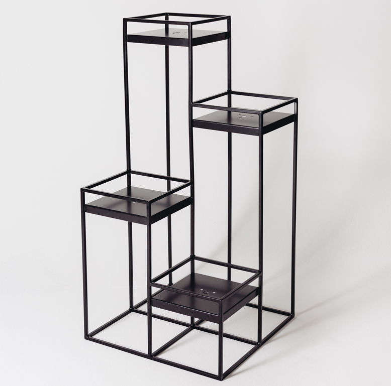 tall plant stand