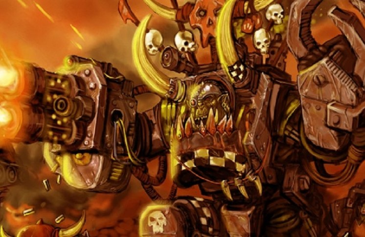 40k – The Idle Hands Workshop