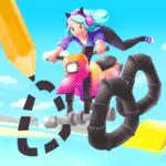 Download Scribble Rider Mod Apk