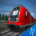 Euro Train Simulator 2 Mod Apk