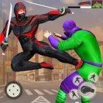 Ninja Superhero Fighting Mod Apk