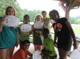 Certified Junior Rangers