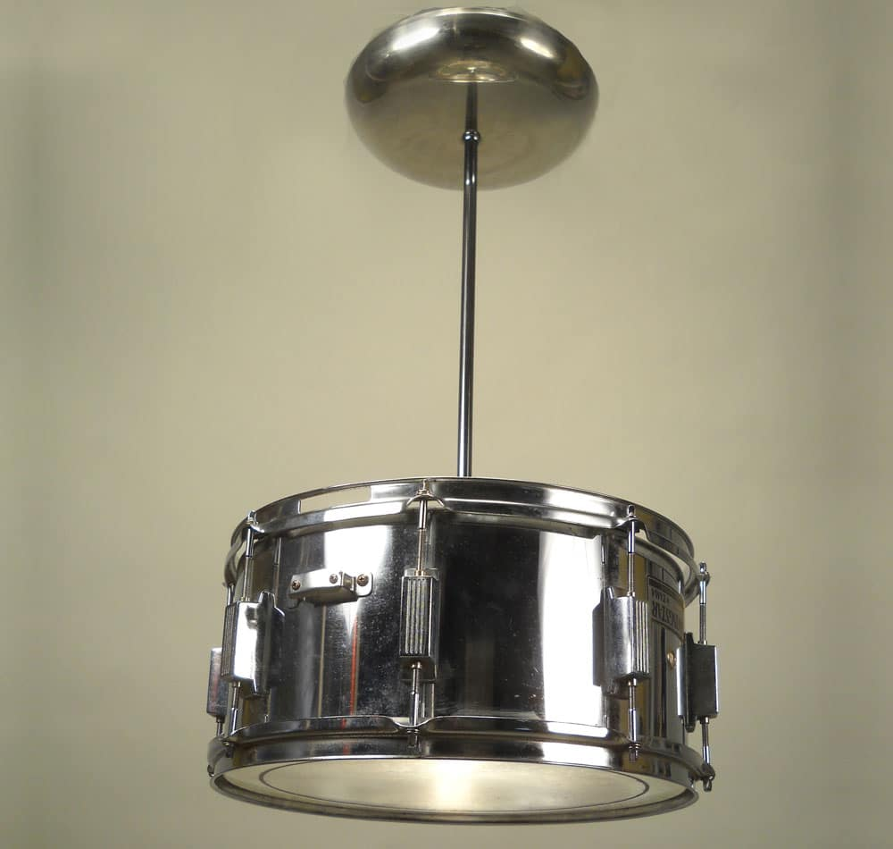 Drum Lighting Pendant With Snare Drum Pendant Lighting Id Lights Light Crystal Bedside Lamps Butterfly Tiffany Lamp