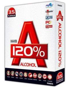 Alcohol 120% Crack