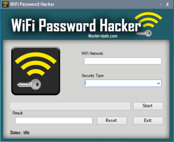 (Wifi Hacker) Wifi Password Hacking Software
