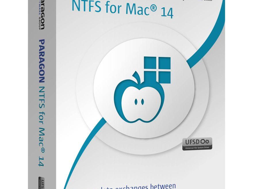 Paragon NTFS Crack