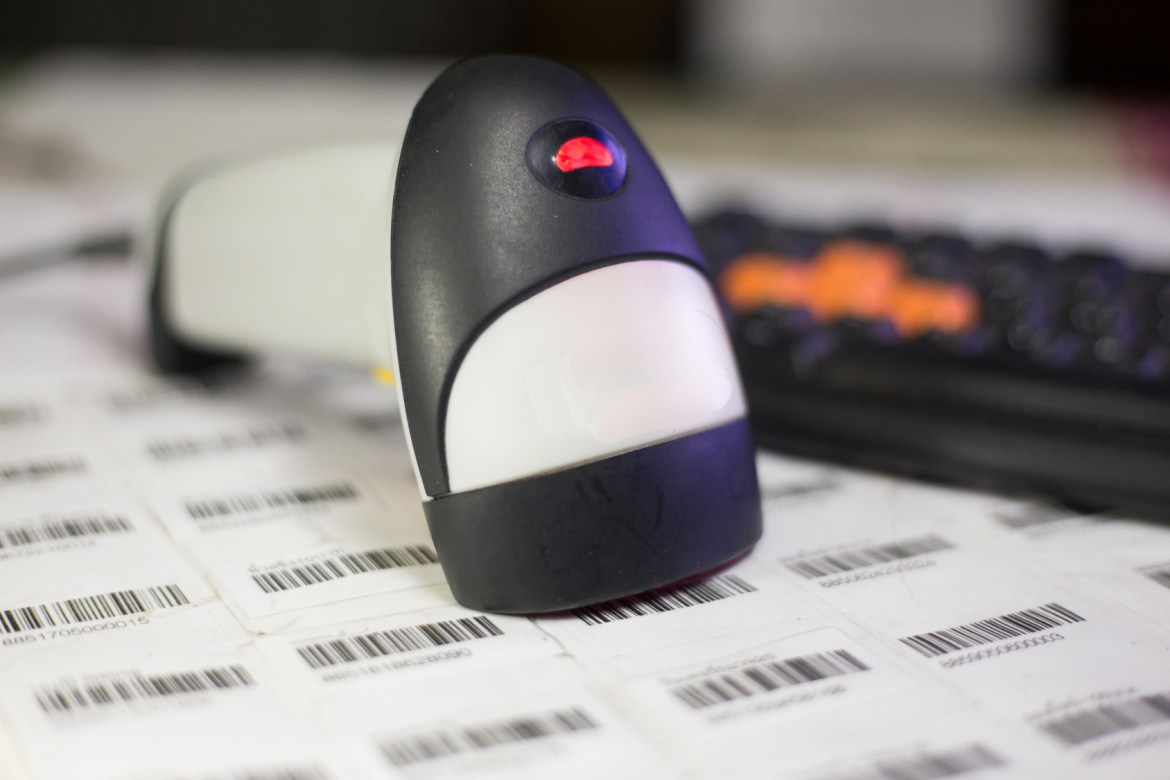 barcode scanner, barcode labels, barcode systems, Dane Titsworth